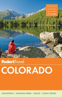 Fodor's Travel Colorado [With Pullout Map] Cover