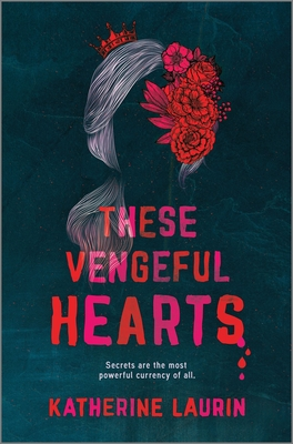 These Vengeful Hearts Cover Image
