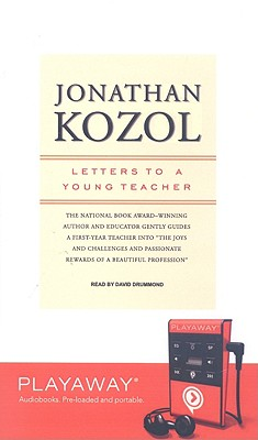 Letters to a Young Teacher [With Headphones] Cover Image