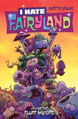 Cover for I Hate Fairyland Volume 2