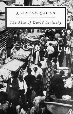 The Rise of David Levinsky Cover Image
