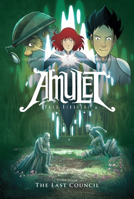 The Last Council (Amulet #4) Cover Image