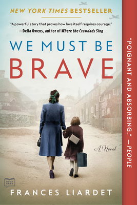 We Must Be Brave Cover Image