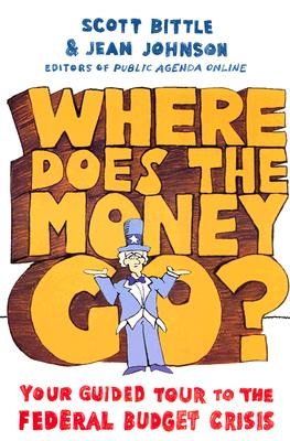 Where Does the Money Go? Cover