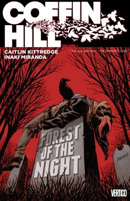 Coffin Hill, Volume 1 Cover