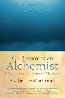On Becoming an Alchemist Cover