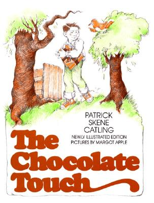 The Chocolate Touch Cover