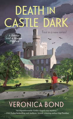 Death in Castle Dark (A Dinner and a Murder Mystery #1) Cover Image