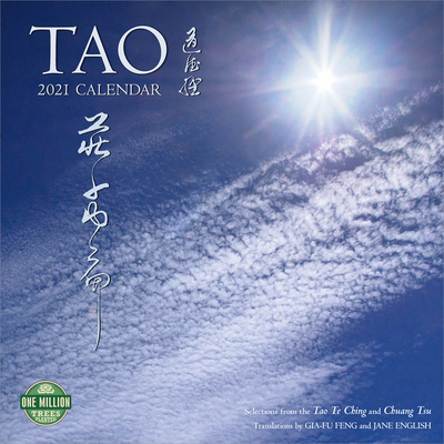 Tao 2021 Wall Calendar: Selections from Tao Te Ching and Chuang Tsu Cover Image