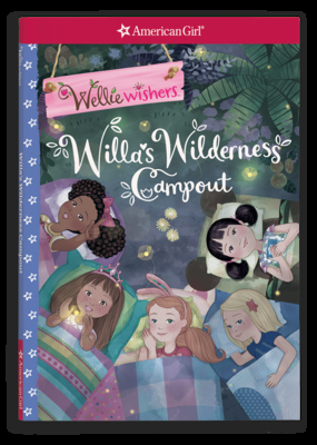 Willa's Wilderness Campout (WellieWishers) Cover Image
