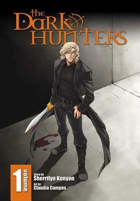 The Dark-Hunters, Vol. 1 (Dark-Hunter Manga #1) Cover Image