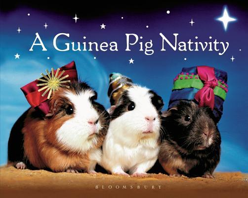 A Guinea Pig Nativity Cover Image