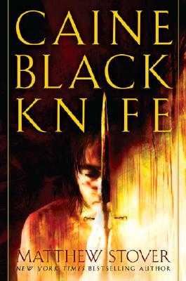 Caine Black Knife Cover