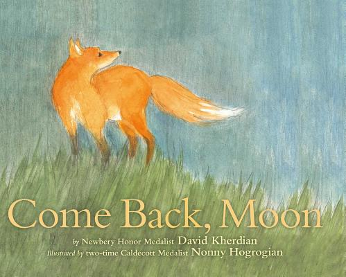 Come Back, Moon Cover