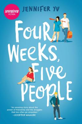 Four Weeks, Five People Cover Image