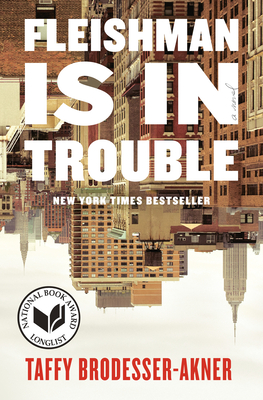 Fleishman Is in Trouble: A Novel Cover Image
