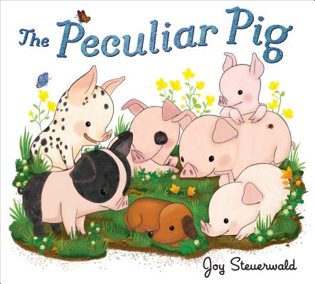 The Peculiar Pig Cover Image