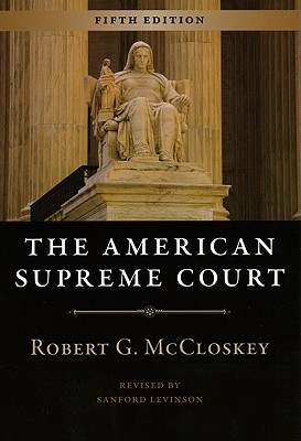 The American Supreme Court Cover Image