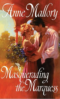 Masquerading the Marquess Cover