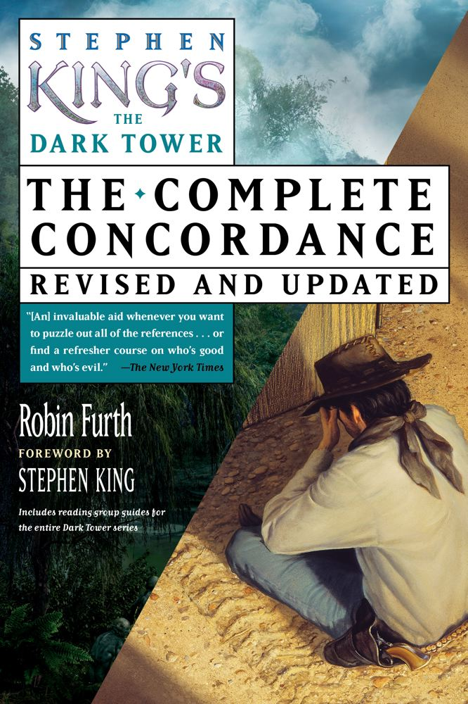 Stephen King's The Dark Tower Concordance Cover Image