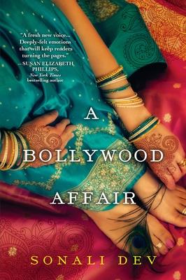 A Bollywood Affair Cover Image