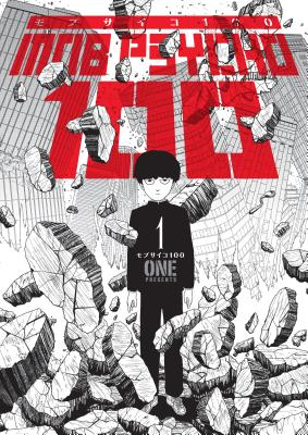 Mob Psycho 100 Volume 1 Cover Image