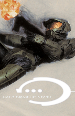 Halo Graphic Novel (New Edition) Cover Image