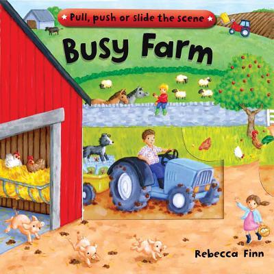 Busy Farm Cover