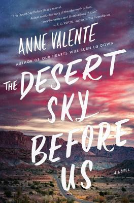 Cover for The Desert Sky Before Us