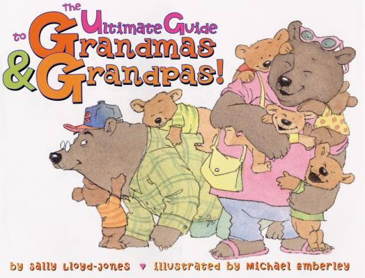The Ultimate Guide to Grandmas & Grandpas! Cover