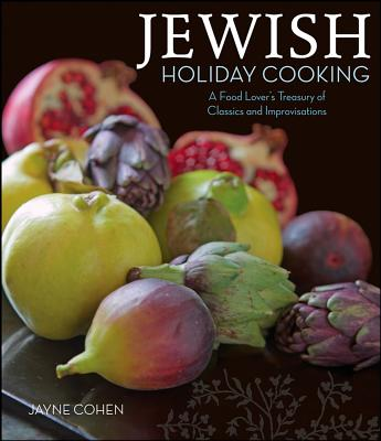 Jewish Holiday Cooking Cover