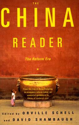The China Reader Cover
