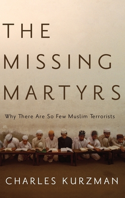 The Missing Martyrs Cover