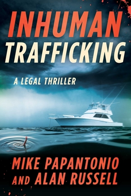 Cover for Inhuman Trafficking