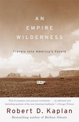 An Empire Wilderness Cover