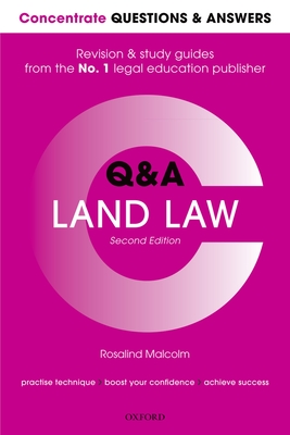 Concentrate Q&A Land Law 2e: Law Revision and Study Guide Cover Image