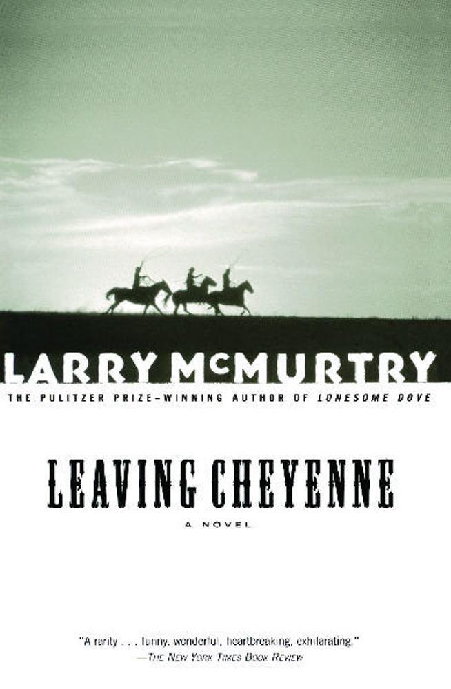 Leaving Cheyenne Cover Image