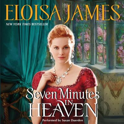 Seven Minutes in Heaven (Desperate Duchesses #9) Cover Image