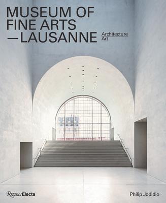 Museum of Fine Arts, Lausanne: Architecture, Art Cover Image