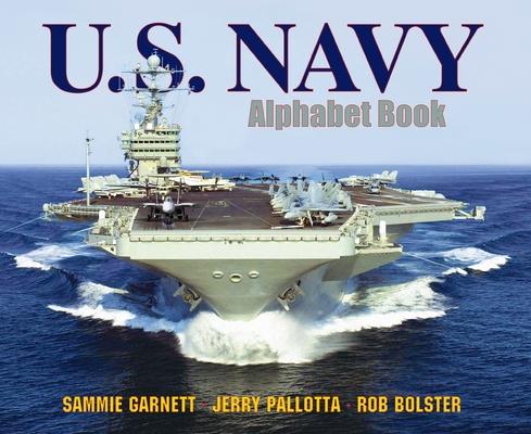 U.S. Navy Alphabet Book (Jerry Pallotta's Alphabet Books) Cover Image
