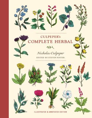Culpeper's Complete Herbal: Illustrated and Annotated Edition Cover Image