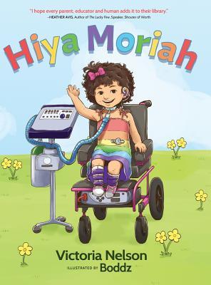 Hiya Moriah Cover Image