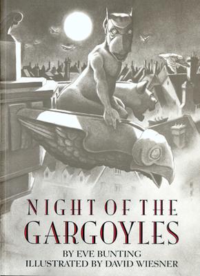 Night of the Gargoyles Cover Image
