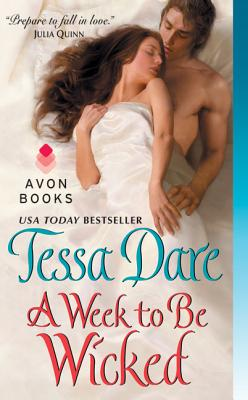 A Week to Be Wicked (Spindle Cove #2) Cover Image