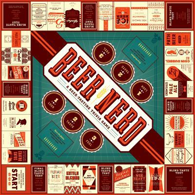 Beer Nerd: A Beer Tasting Trivia GameTamara Murphy