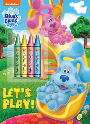 Let's Play! (Blue's Clues & You) Cover Image
