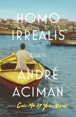 Homo Irrealis: Essays Cover Image