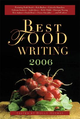 Best Food Writing 2006 Cover