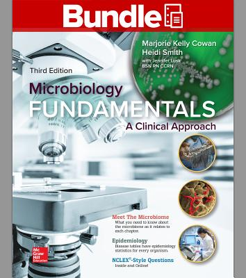 Gen Combo LL Microbiology Fundamentals; Connect Access Card Cover Image