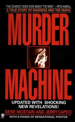 Murder Machine Cover Image